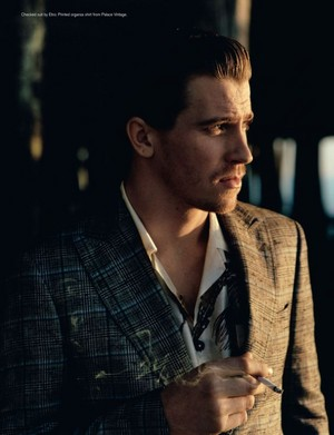Garrett Hedlund - Another Man Photoshoot - 2012