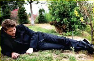 Garrett Hedlund - DaMan Photoshoot - 2010