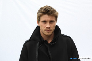 Garrett Hedlund - DaMan Photoshoot - 2010