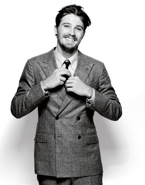 Garrett Hedlund - Esquire UK Photoshoot - September 2012