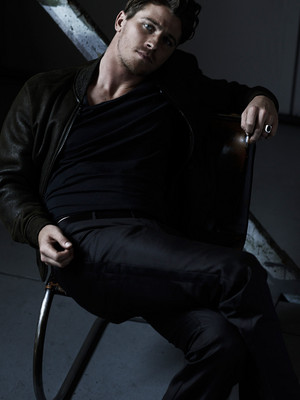Garrett Hedlund - Flaunt Photoshoot - May 2013