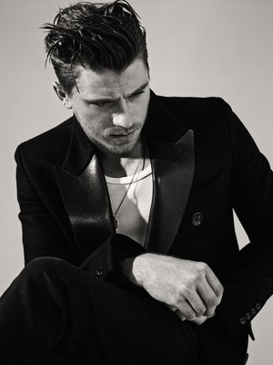 Garrett Hedlund - InStyle Photoshoot - December 2014