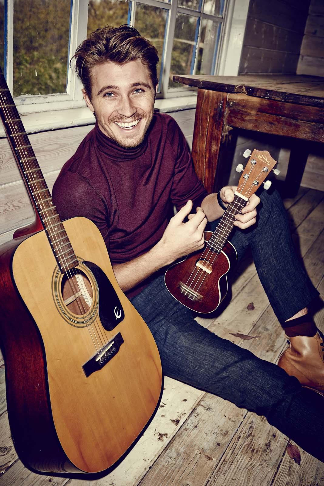 Garrett Hedlund - L'Optimum Style Photoshoot - March 2014