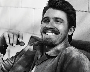 Garrett Hedlund - Man of the World Photoshoot - March 2014