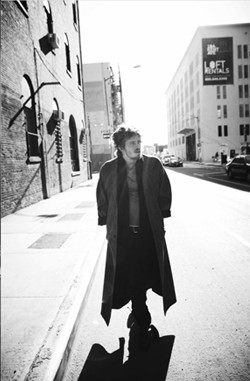 Garrett Hedlund - Wonderland Magazine Photoshoot - April 2010