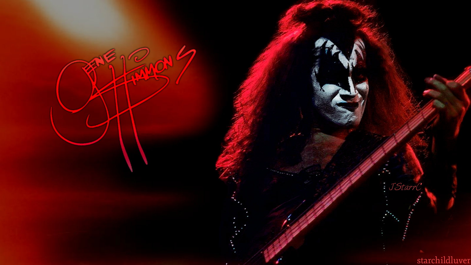 Kiss Images Gene Simmons Hd Wallpaper And Background