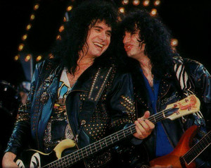 Gene and Bruce ~Austin, Texas…May 6, 1990