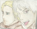 Germany n Prussia - anime fan art