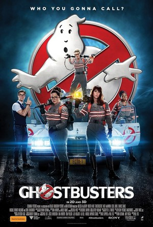 Ghostbusters (2016) International Poster