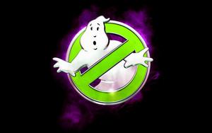 Ghostbusters (2016) Logo hình nền