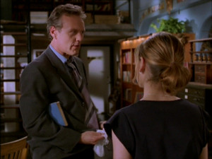 Giles and Buffy 10