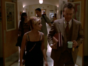 Giles and Buffy 12