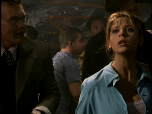Giles and Buffy 3