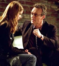 Giles and Buffy 9