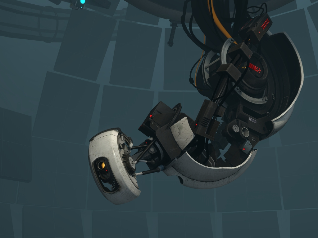 portal the game images glados hd wallpaper and