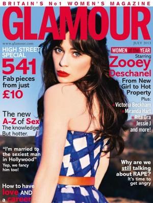 Glamour UK - 2013