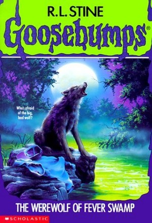goosebumps The Werewolf of Fever Swamp