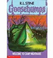 গুজ্‌বাম্প Welcome to Camp Nightmare