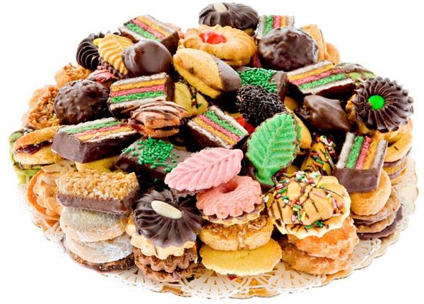 Gourmet cookies, biskut