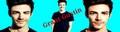 Grant Gustin - profil Banner