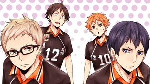Haikyuu!! Wallpaper