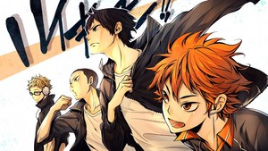 Haikyuu Wallpaper Haikyuu High Kyuu Wallpaper
