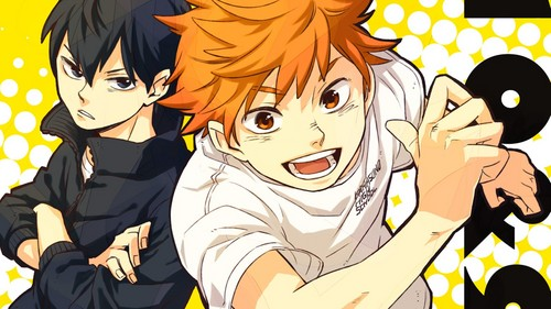 Haikyuu!!(High Kyuu!!) wallpaper containing anime called Haikyuu!! wallpaper