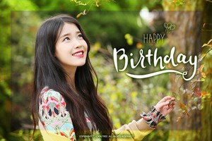 Happy 24th Birthday, IU!!