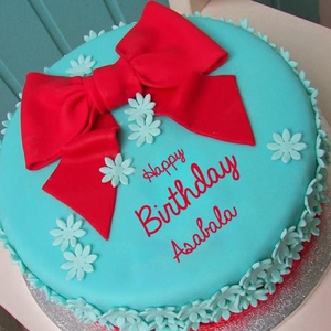 Happy Birthday ASABALA