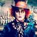 Hatter - alice-in-wonderland-2010 icon