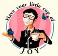 Have your little cup of Joy - We Happy Few  - video-games fan art