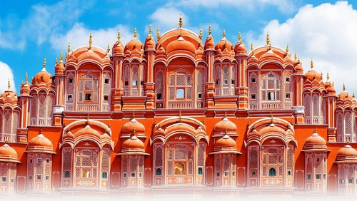 Travel images hawa mahal palace in jaipur hd wallpaper and for Wallpaper for home walls jaipur