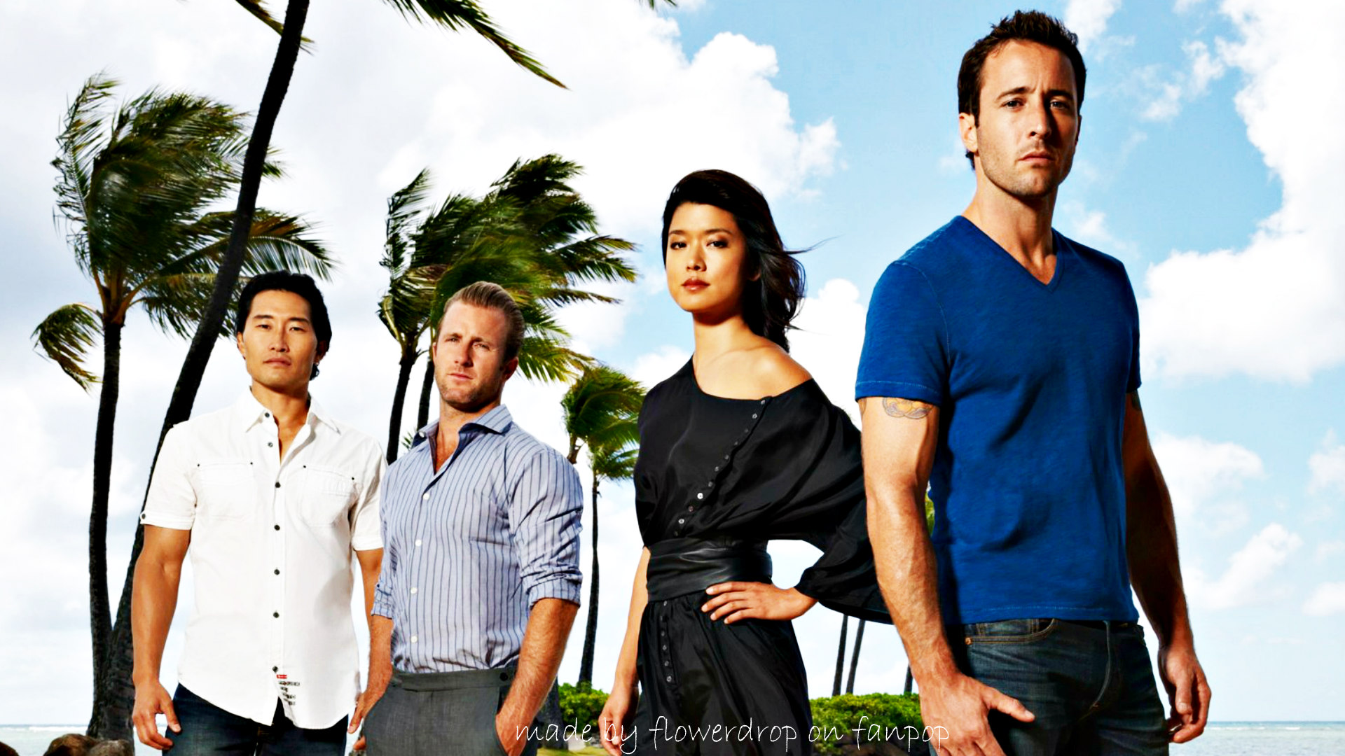 Hawaii Five O Wallpaper Hawaii Five 0 2010 Wallpaper