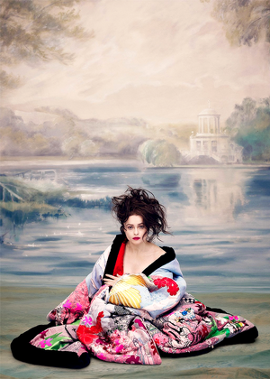 Helena For The Sunday Times Style