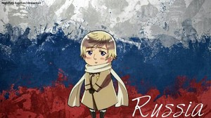 Hetalia Axis Powers - Incapacitalia Little Russia Backround
