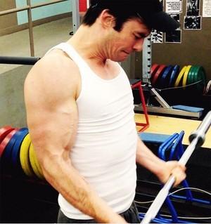 Ian Somerhalder ARMS