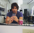 Ian - hiatus beard - the-vampire-diaries-tv-show photo