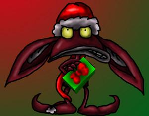 Ickis 크리스마스