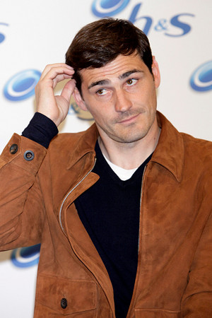 Iker attends HS event in Madrid