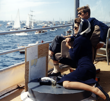 JFK and Jackie 4