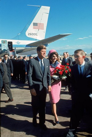 JFK and Jackie 6