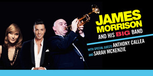 James Morrison and Anthony Callea