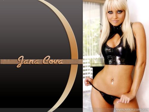 Jana Cova 壁纸 containing a bikini called Jana Cova