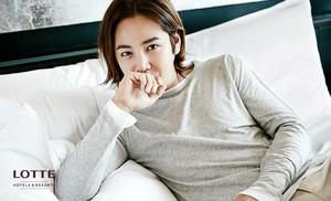 Jang Keun Suk for Lotte Hotel Busan 2016