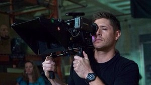 Jensen Ackles directing