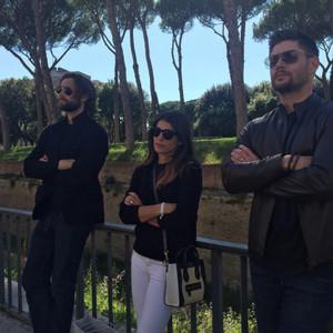 Jensen, Jared and Genevie