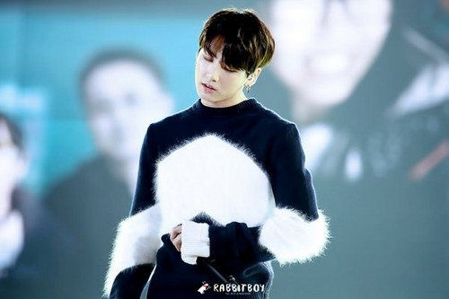Jungkook (BTS) Hintergrund probably with an outerwear and a tabard, wappenrock called Jeon Jungkook | HQ Foto ♥
