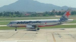 Jetstar Pacific A320 at NIA