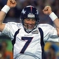 John Elway - denver-broncos photo