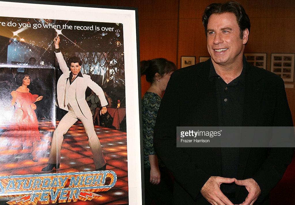 John Travolta SNF
